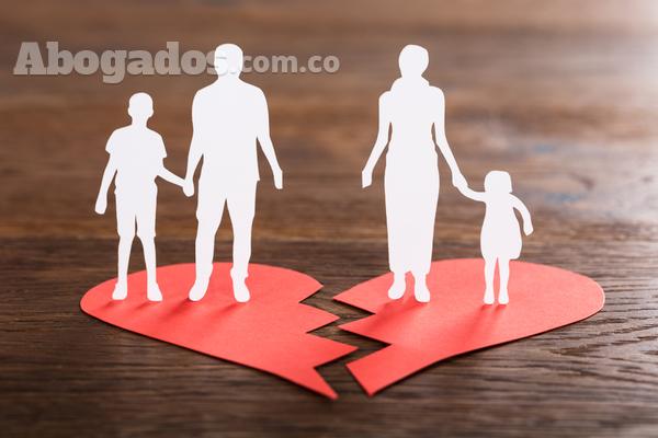 La falta de amor no es causal de divorcio en Colombia