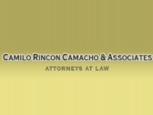 Camilo Rincón Camacho &Associates Attorneys at law